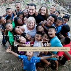 Practicing the Art of Adventure Featuring :: Kelly Cook Tana